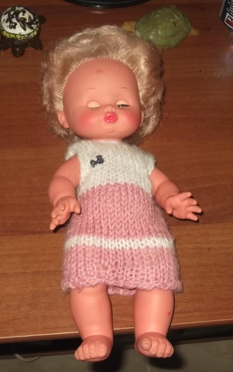 Cerco bambole Furga anni 60/70.  Bambol10