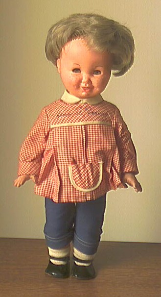 Cerco bambole Furga anni 60/70.  Pierin10