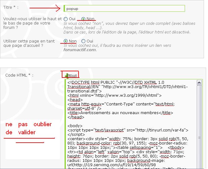 Ouvrir un popup en cliquant sur une image Page_h10