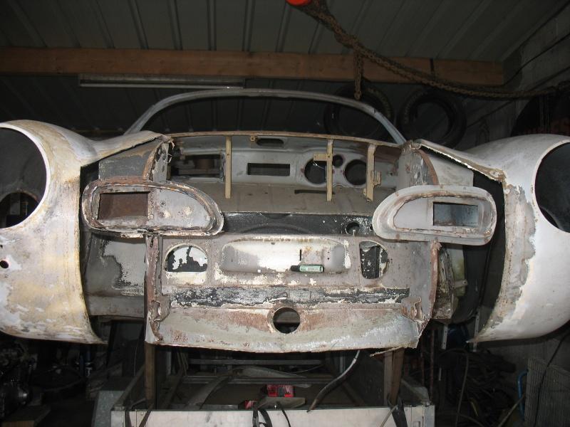 restauration kg cab de 1963 - Page 2 Karman10