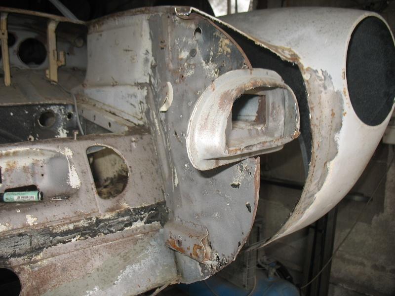 restauration kg cab de 1963 - Page 2 Karman11