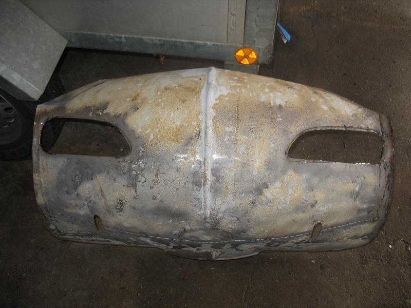 restauration kg cab de 1963 - Page 2 Karman13
