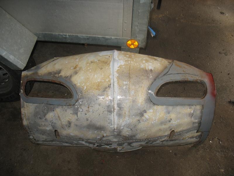 restauration kg cab de 1963 - Page 2 Karman14