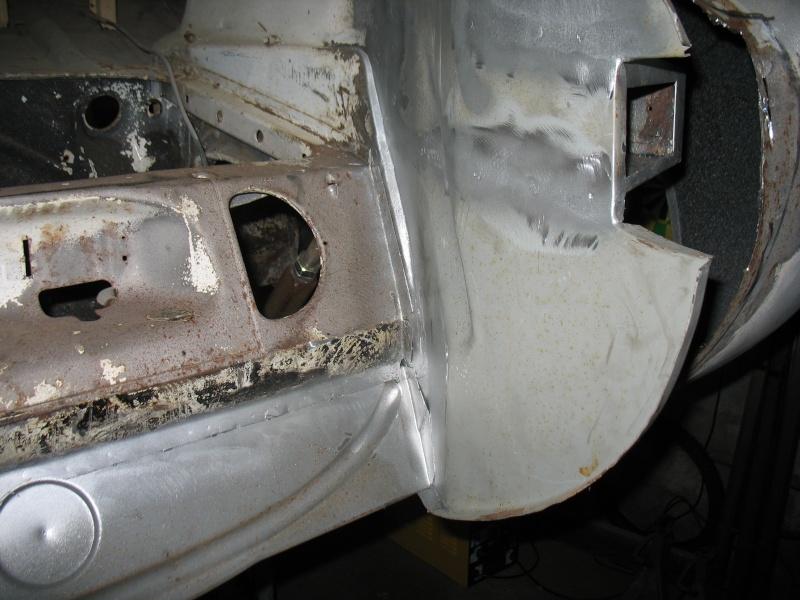 restauration kg cab de 1963 - Page 2 Karman18