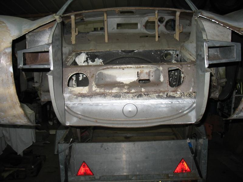 restauration kg cab de 1963 - Page 2 Karman19