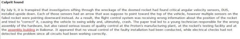 [Echec] Lancement Proton-M / GLONASS-M - 2 Juillet 2013 - Page 6 Screen30