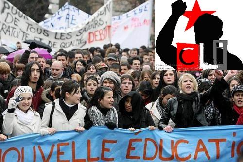 Forum de la CLI (Coordination Lycéenne Indépendante)