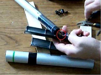 Optimisation du Force FX MR SW-616 Joe Jedi Constr30