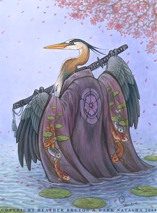 Personal Summoning: Sagimaru [complete] Heron_10