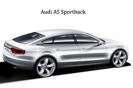 4-doors coupé on Serapis basis Audi-a10
