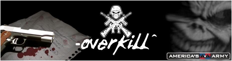 Clan -oK^ America's Army - -overKill^ Forum_11