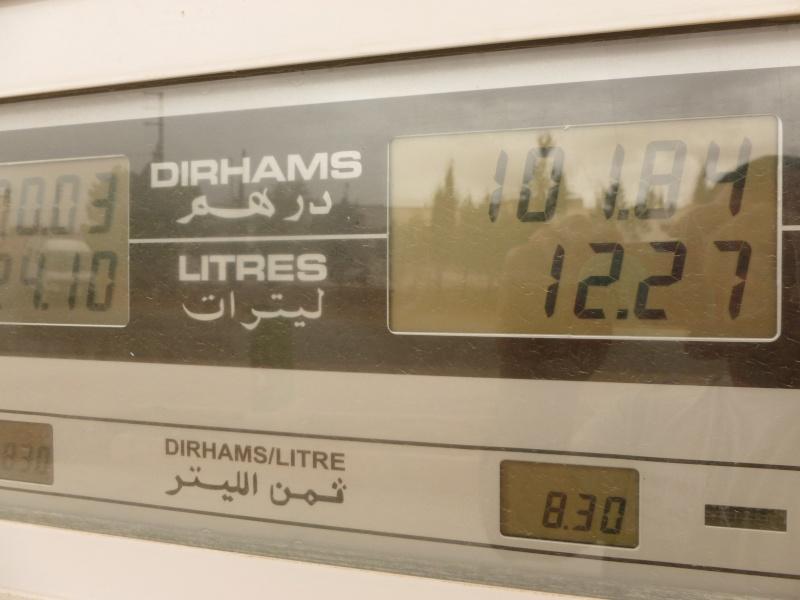 prix du gaz oil en image  Maroc_22