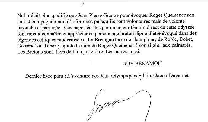 le livre sur roger quemener vu par JP Grange Roger_10