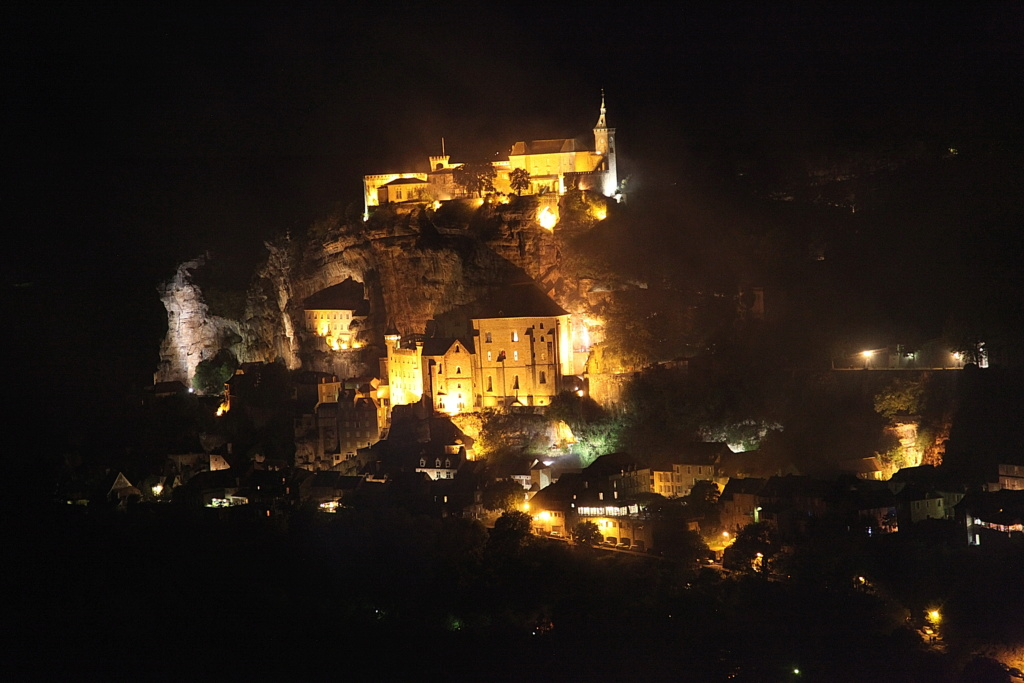 Rocamadour By night Cc_110