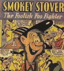 The Real Foo Fighters - A Historical and Physiological Perspective on a World War Il Aviation Mystery Smokey10