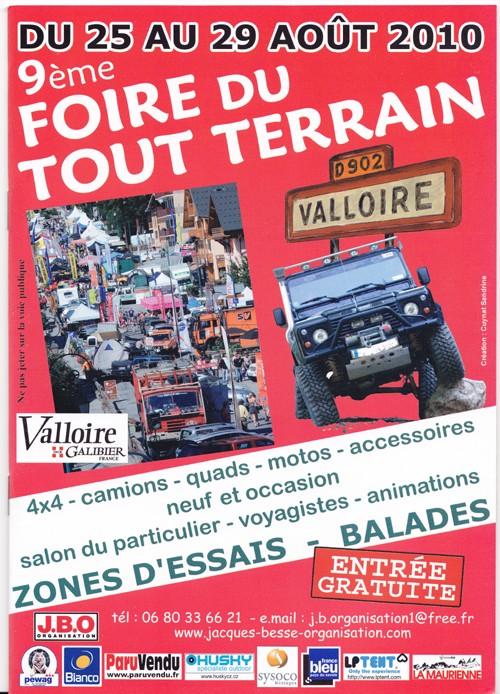 9éme FOIRE du TOUT TERRAIN à VALLOIRE - GALIBIER Valloi10