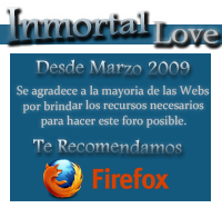 Premios, Nominaciones a Inmortal Love Untitl15