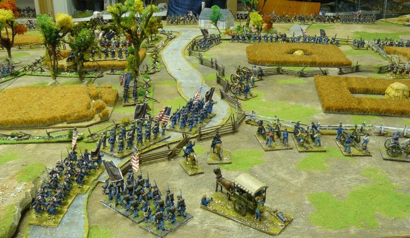 Gettysburg, 150° anniversaire. P1200011