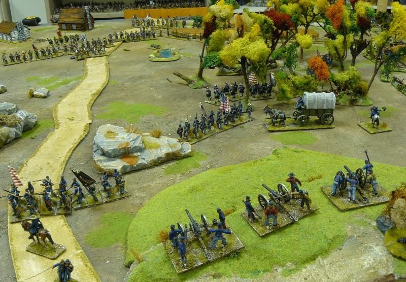 Gettysburg, 150° anniversaire. P1200013