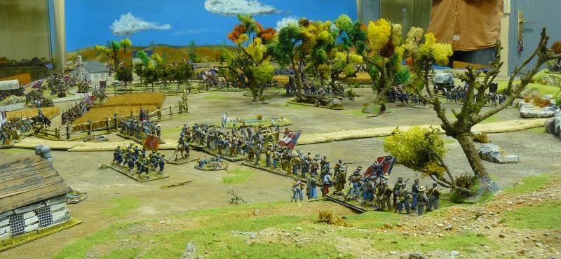 Gettysburg, 150° anniversaire. P1200020