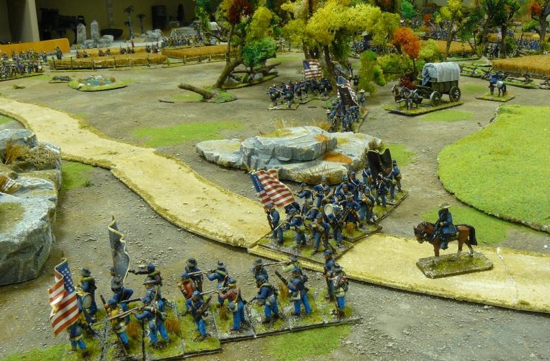Gettysburg, 150° anniversaire. P1200021