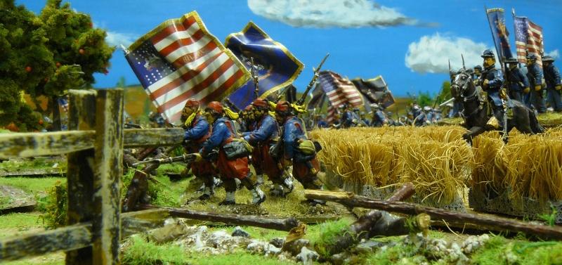 Gettysburg, 150° anniversaire. P1200024