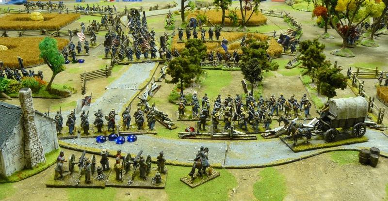 Gettysburg, 150° anniversaire. P1200030