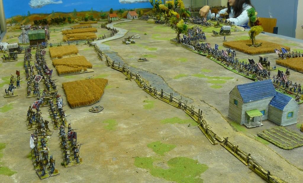 Gettysburg, 150° anniversaire. P1200037