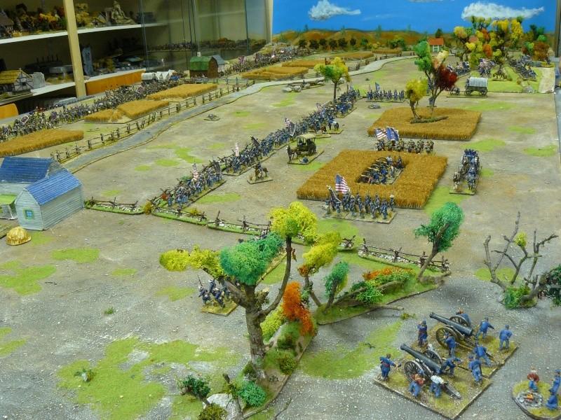 Gettysburg, 150° anniversaire. P1200038