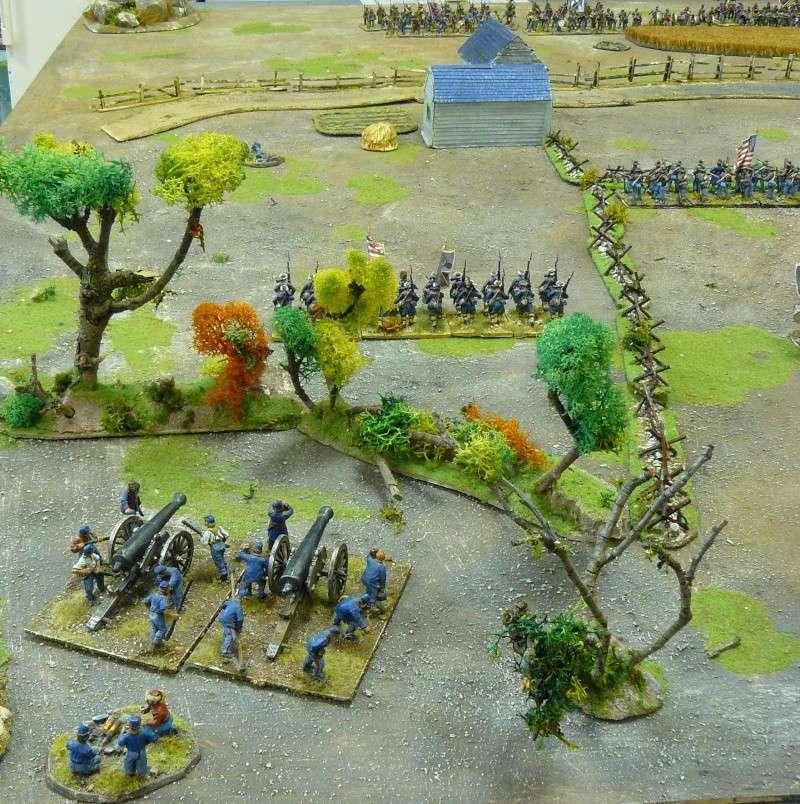 Gettysburg, 150° anniversaire. P1200039
