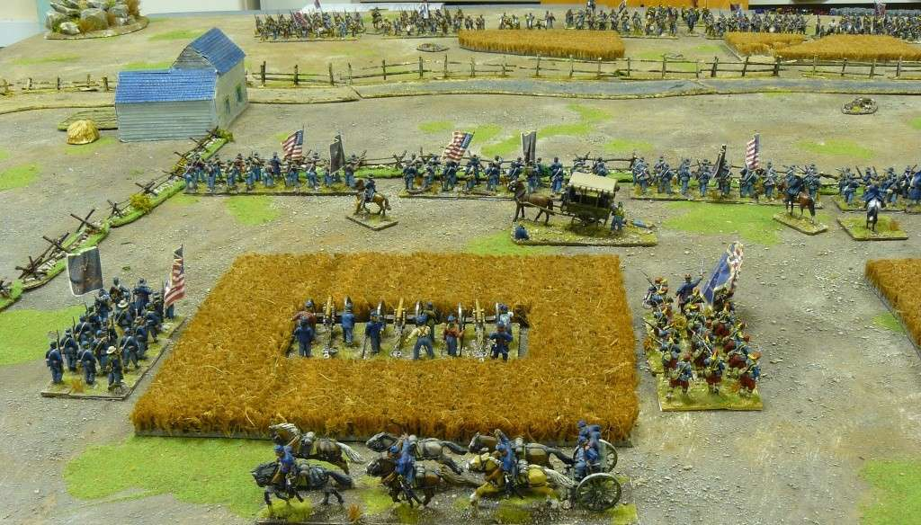 Gettysburg, 150° anniversaire. P1200040