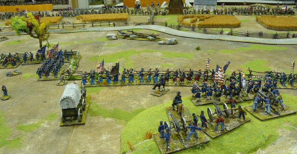 Gettysburg, 150° anniversaire. P1200041