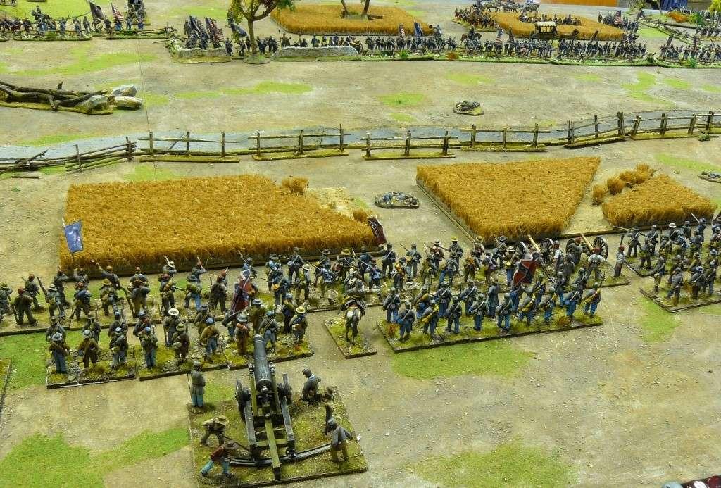 Gettysburg, 150° anniversaire. P1200042