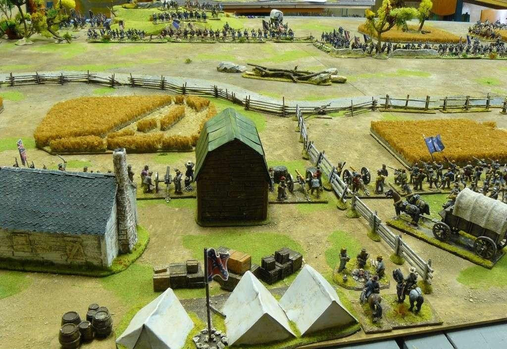 Gettysburg, 150° anniversaire. P1200043