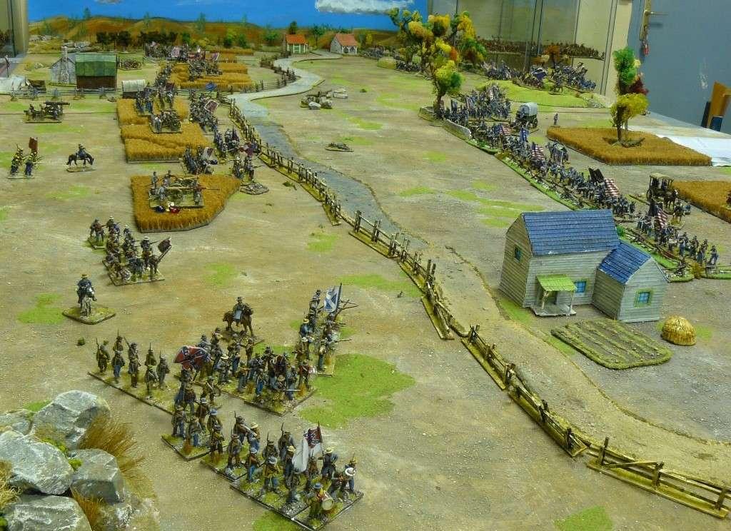 Gettysburg, 150° anniversaire. P1200048