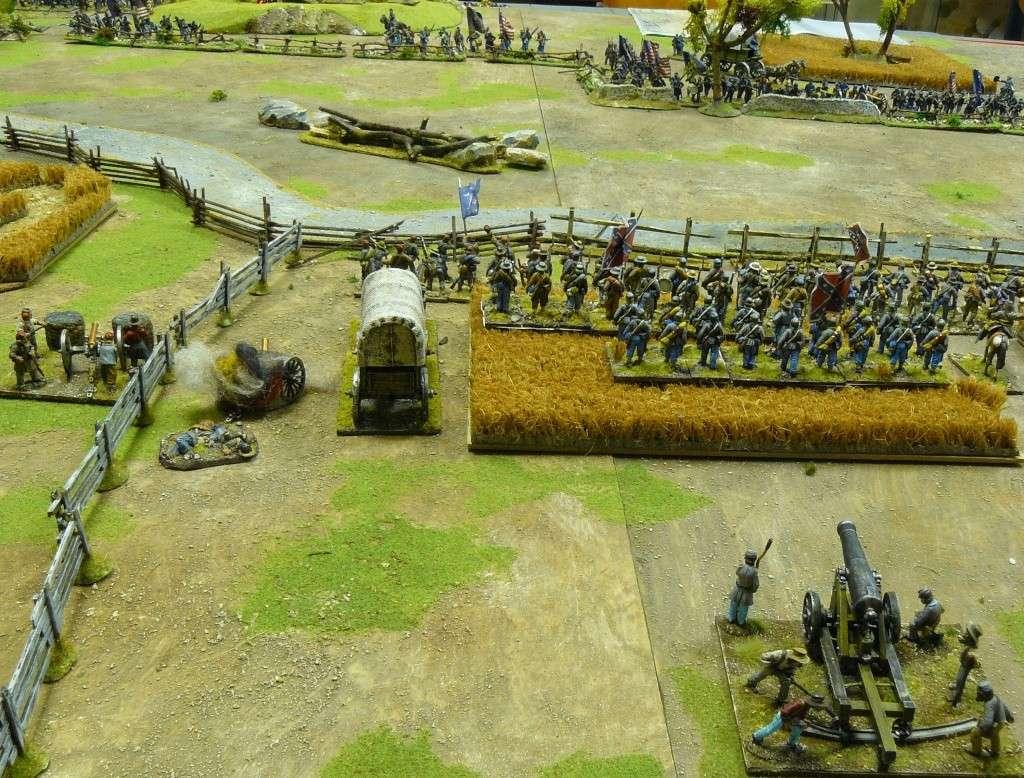 Gettysburg, 150° anniversaire. P1200049