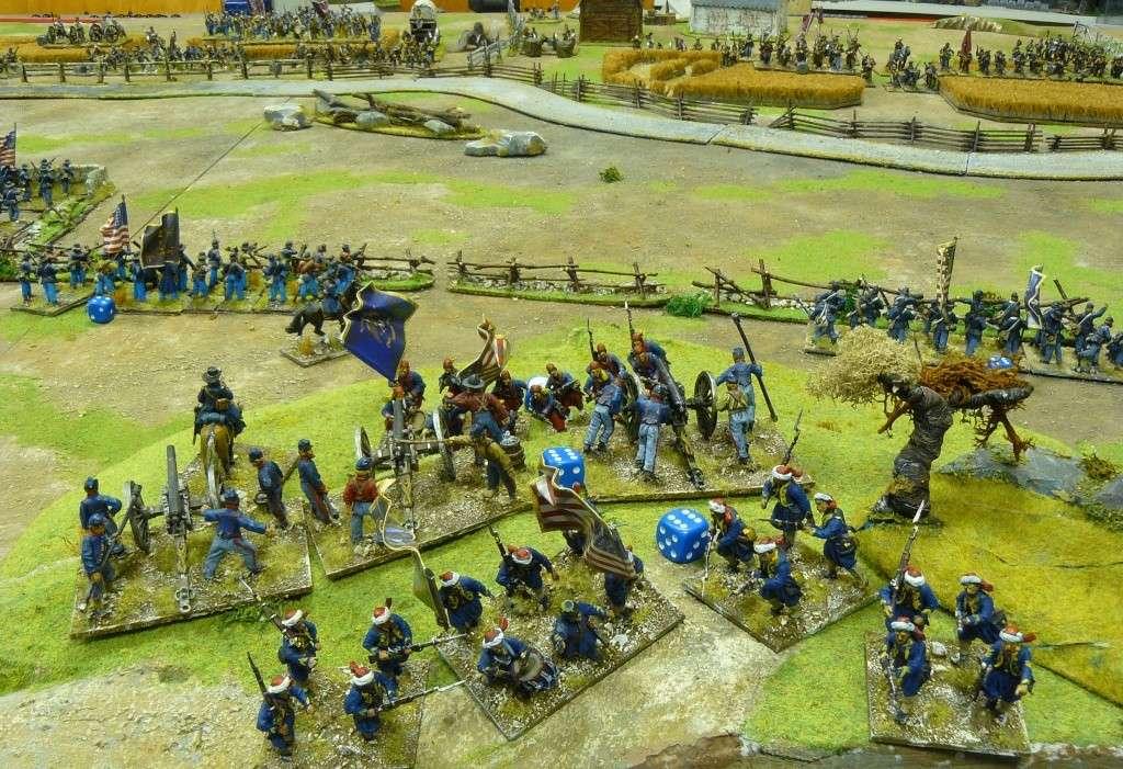 Gettysburg, 150° anniversaire. P1200051