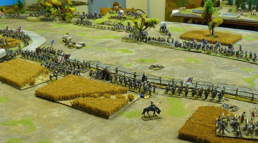 Gettysburg, 150° anniversaire. P1200052
