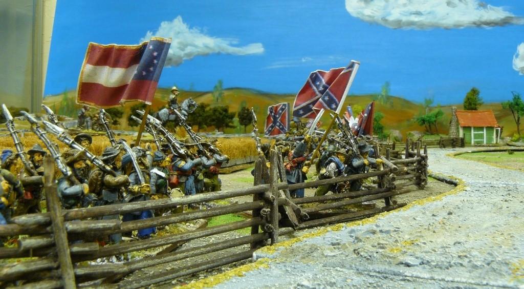 Gettysburg, 150° anniversaire. P1200059