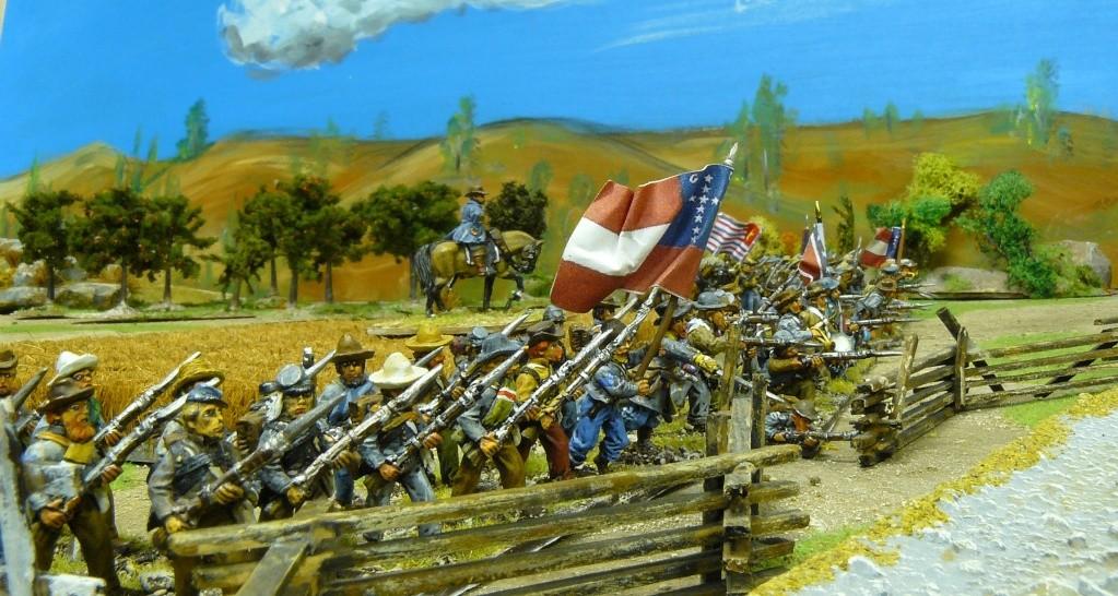 Gettysburg, 150° anniversaire. P1200060