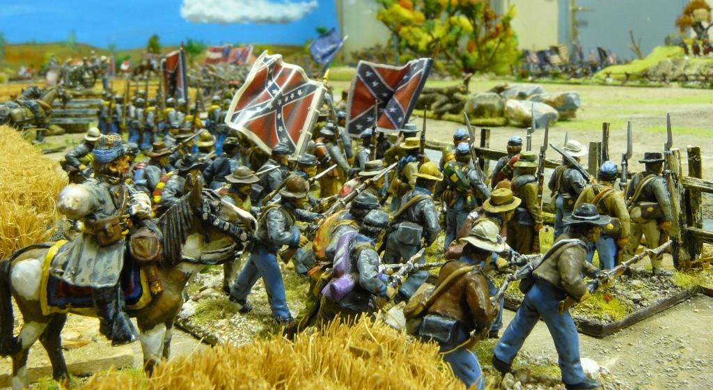 Gettysburg, 150° anniversaire. P1200062