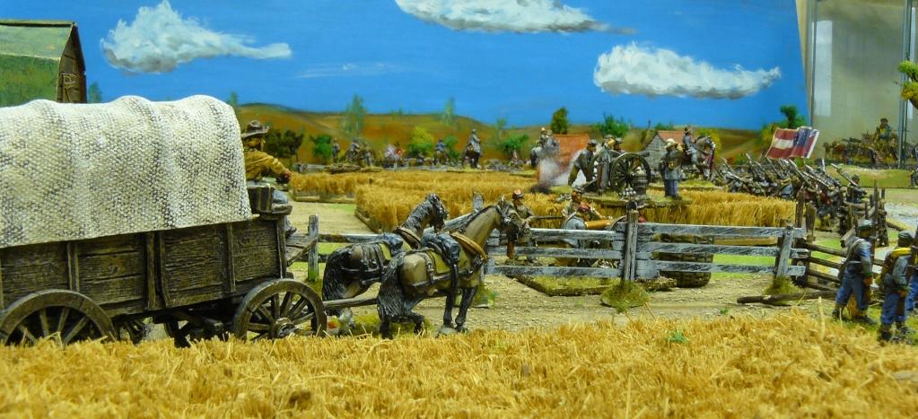 Gettysburg, 150° anniversaire. P1200063