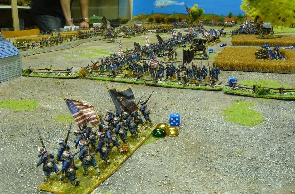 Gettysburg, 150° anniversaire. P1200116