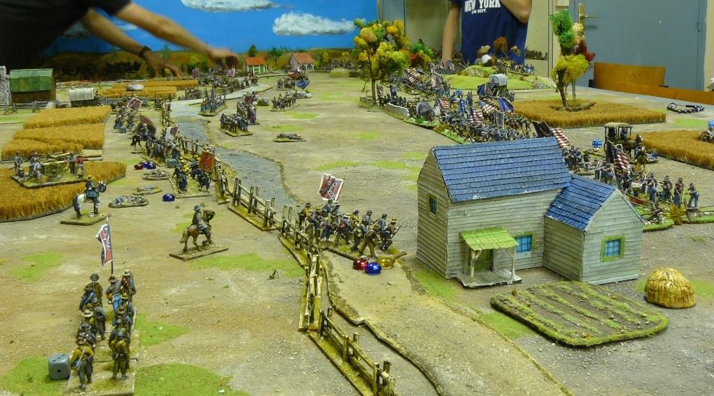 Gettysburg, 150° anniversaire. P1200117