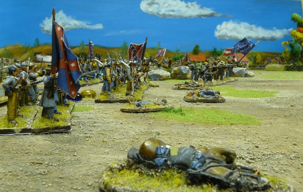 Gettysburg, 150° anniversaire. P1200118