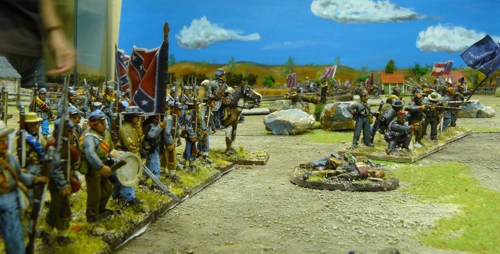 Gettysburg, 150° anniversaire. P1200119