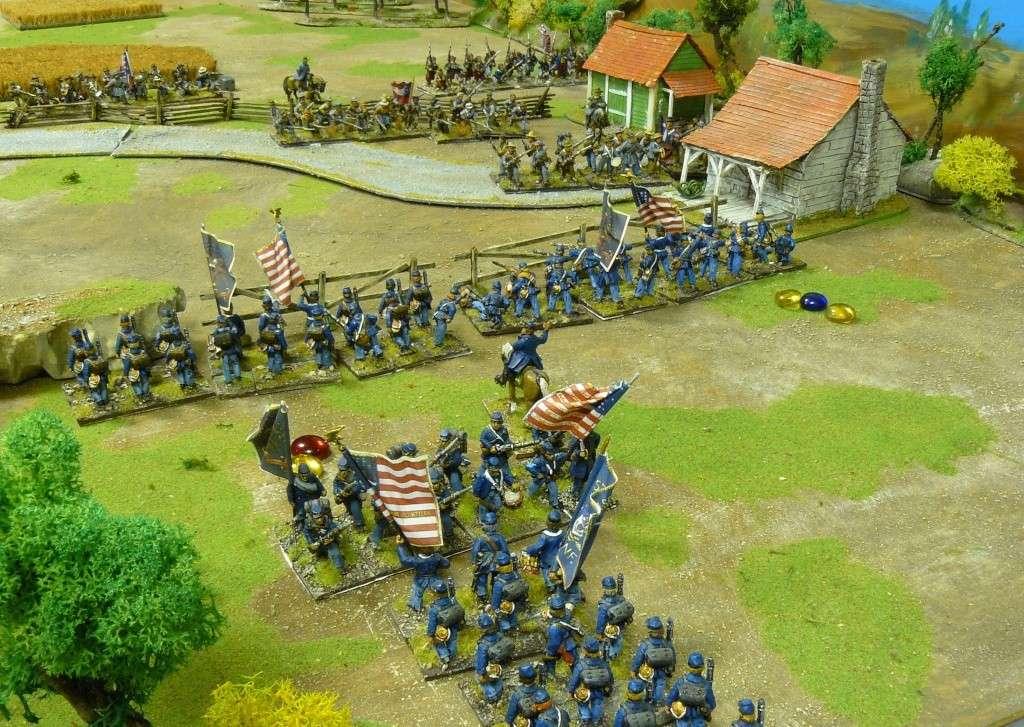 Gettysburg, 150° anniversaire. P1200123