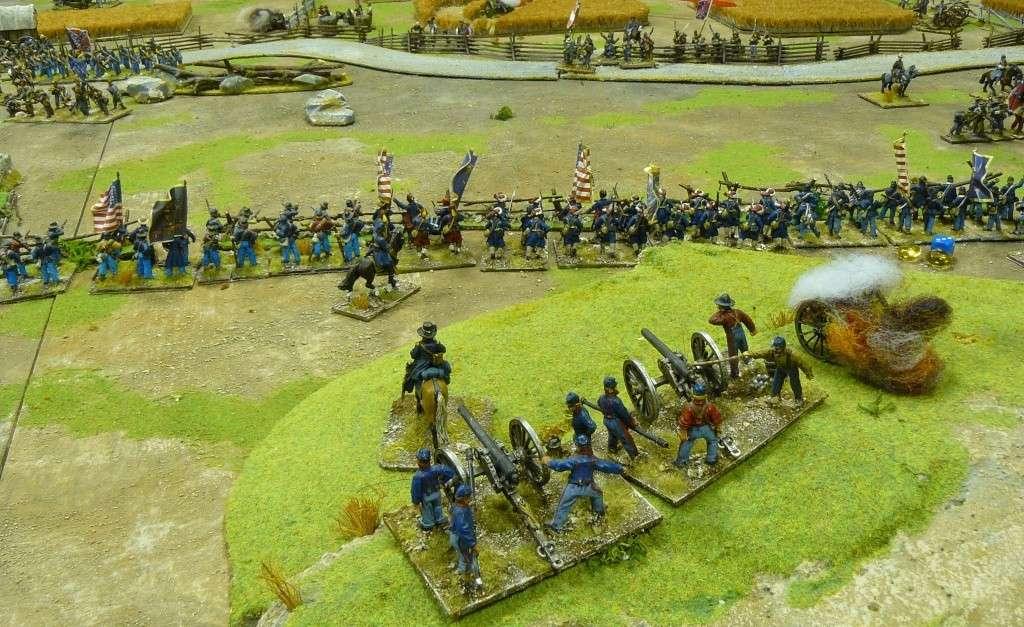 Gettysburg, 150° anniversaire. P1200125
