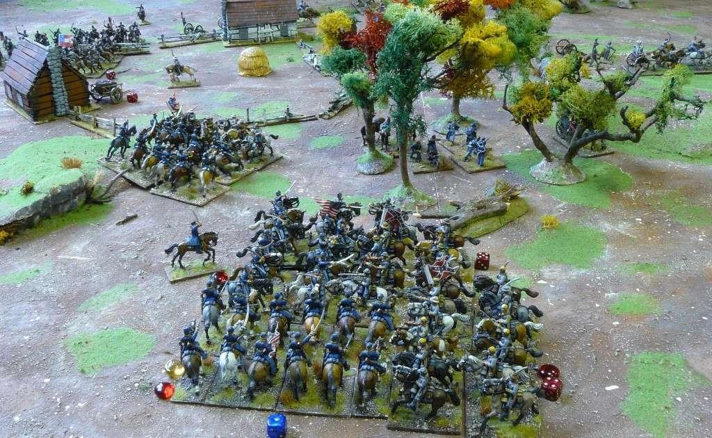 Gettysburg, 150° anniversaire. P1200126