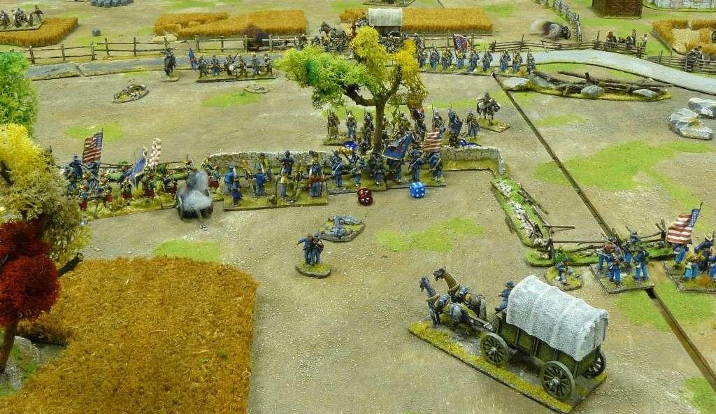 Gettysburg, 150° anniversaire. P1200132